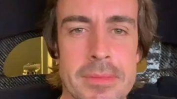 Fernando Alonso explica los motivos de su ausencia en la presentación del nuevo Alpine
