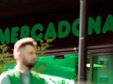 Imagen de un supermercado Mercadona