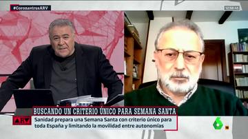 """López-Acuña responde a Fernando Simón: """"Nos quedan muchos meses de no bajar la guardia y seguir con restricciones"""""""