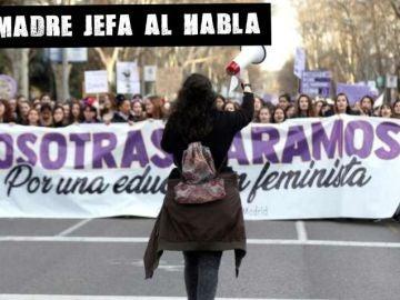 Manifestación por el 8M (Archivo)