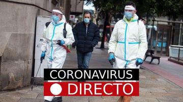 Restricciones por COVID-19, hoy | Nuevas medidas por coronavirus, vacunación en España y Madrid, en directo