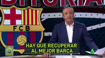 """Pedrerol: """"El nuevo presidente tendrá que trabajar para que el Barça sea noticia por su fútbol y no por líos en los despachos"""""""