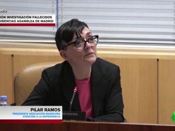 """Las lágrimas de impotencia de los testigos de la comisión de investigación por las muertes en residencias madrileñas: """"Fue una auténtica guerra"""""""