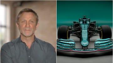 Mensaje de Daniel Craig a Aston Martin