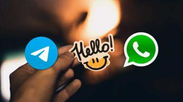 Tus pegatinas preferidas en WhatsApp