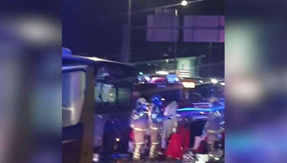 Polémica por el accidente de Àlex Casademunt: un usuario publicó en tiempo real su muerte