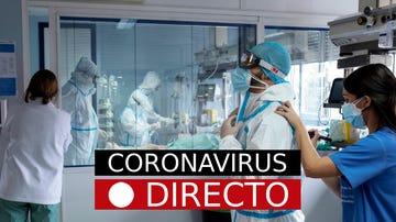 Nuevas medidas por COVID-19, hoy | Confinamiento por zonas de salud en Madrid y vacuna en España, en directo