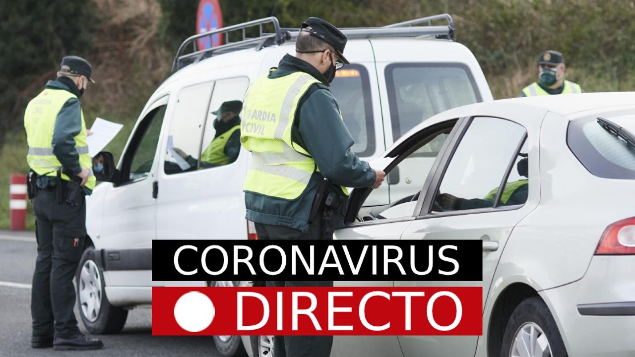 Vacunación por COVID-19, hoy   Restricciones en Madrid y medidas de desescalada en España, en directo