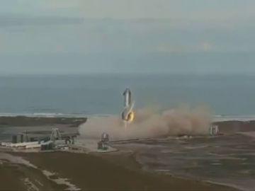 El vídeo de la explosión del cohete de SpaceX tras lanzamiento desde Texas