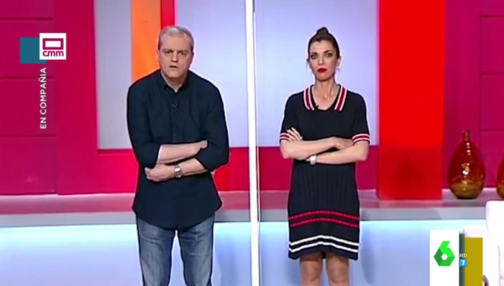 """El reproche de una señora a Ramón García durante una llamada en directo: """"Ya estoy enfadada y ya no me gusta"""""""
