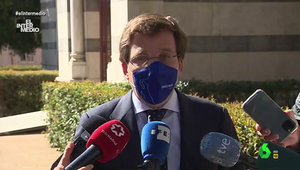 Vídeo manipulado - El discurso en el que Martínez Almeida no puede parar de hablar de Pablo Iglesias