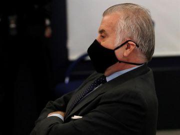 El extesorero del PP Luis Bárcenas.