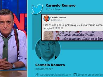 Así es Carmelo Romero, el diputado del PP que gritó a Íñigo Errejón 'vete al médico' tras hablar de salud mental