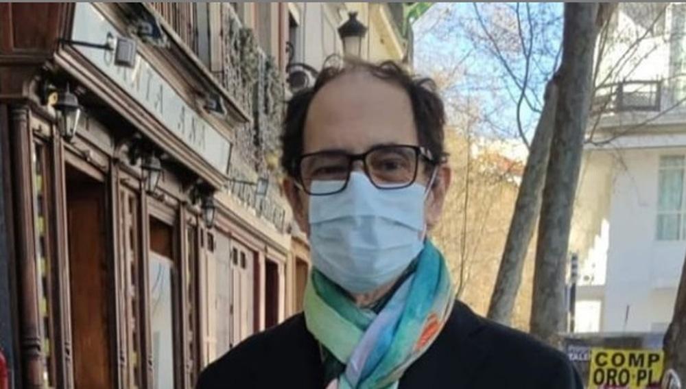 El actor Jordi Sánchez