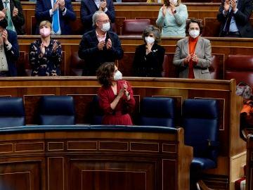 El Congreso aprueba de forma definitiva la ley de eutanasia
