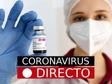 COVID-19 | Últimas noticias sobre los lotes de la vacuna AstraZeneca retirados y la OMS Y EMA, en directo