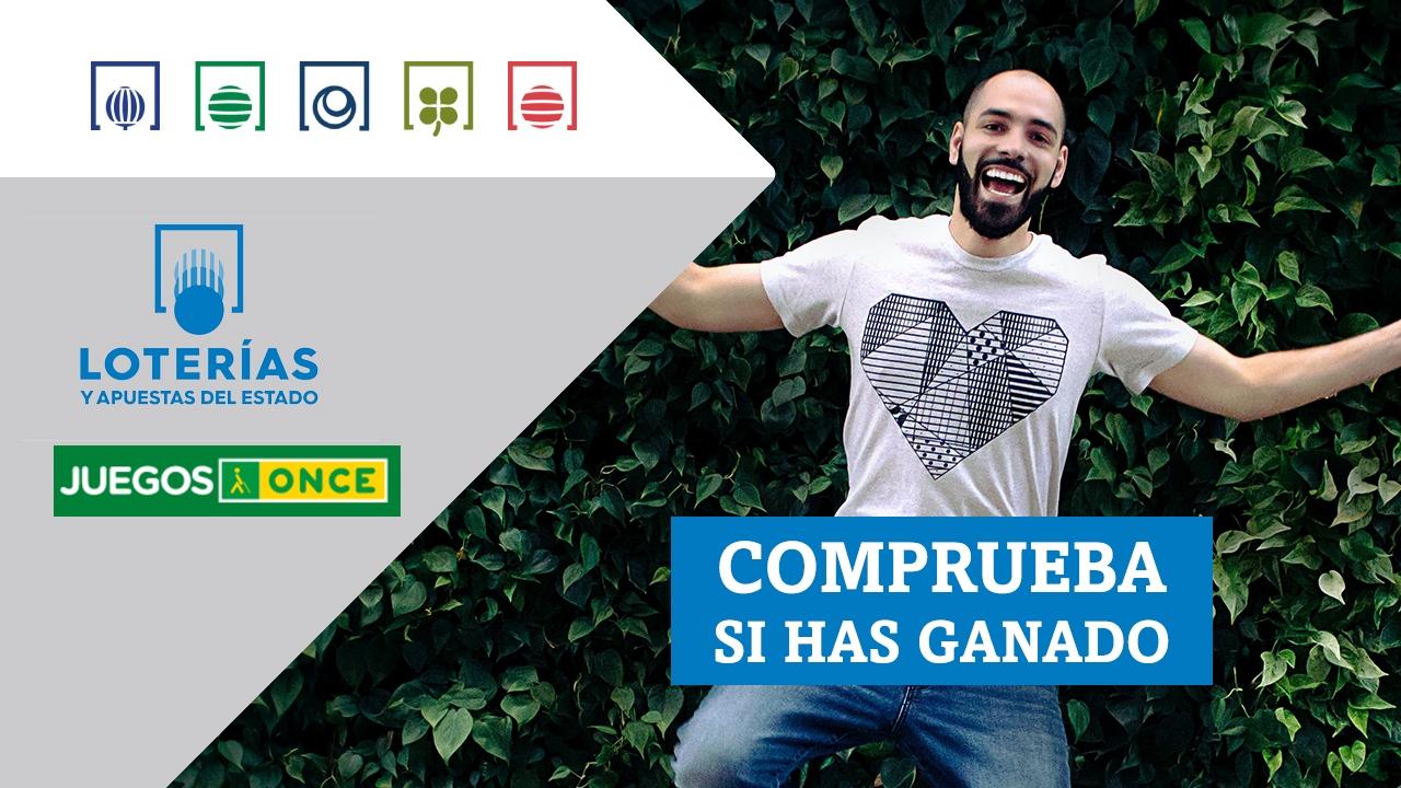 Comprobar Lotería y ONCE de hoy, jueves 18 de marzo de 2021