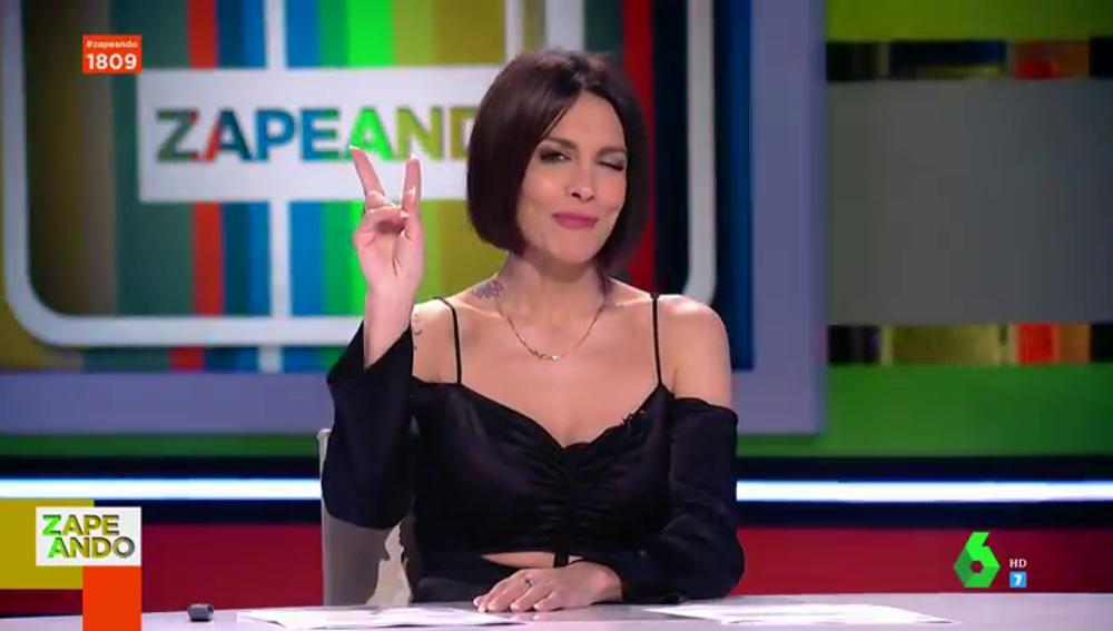 """Esta fue la apuesta de Lorena Castell sobre el bebé de Ana Morgade: """"¡He ganado 15 euros!"""""""