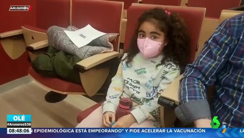 Realizan el primer trasplante cruzado de riñón a una niña de 8 años con una enfermedad crónica