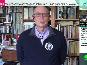 """Ángel Hernández, sobre la ley de Eutanasia: """"Tengo miedo de que en Madrid triunfe la extrema derecha de PP y Vox y la bloqueen"""""""