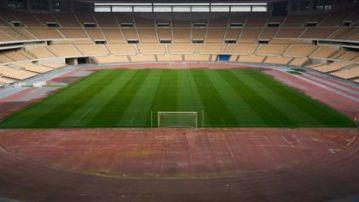 Imagen del Estadio de La Cartuja de Sevilla