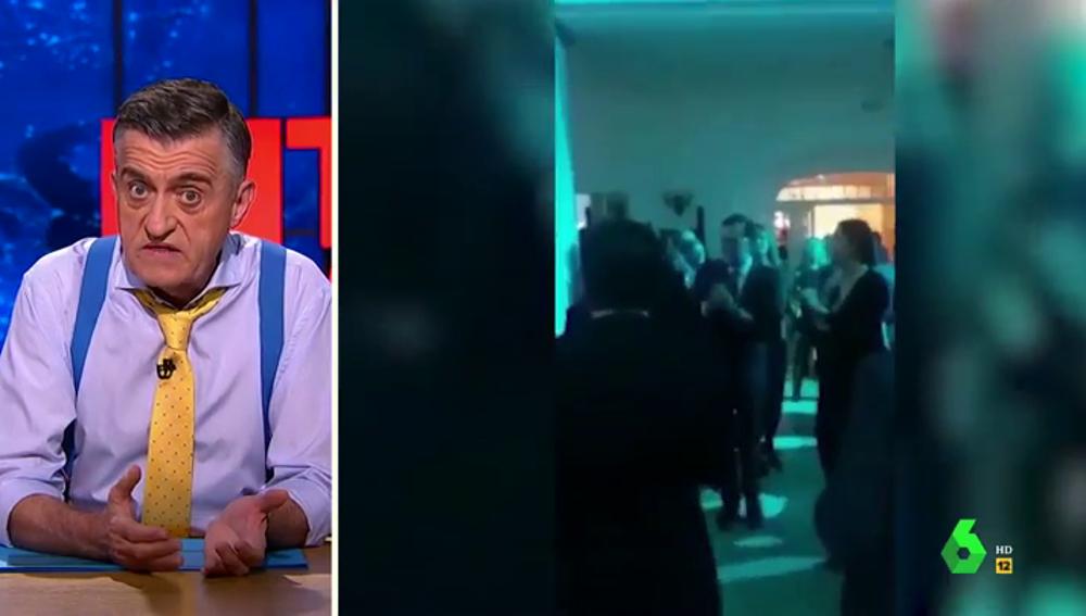 """Wyoming y las otras veces que el PP """"se tragó sus principios"""": así bailó Rajoy en la boda de Maroto tras votar contra el matrimonio gay"""