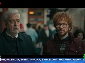 Así es el teaser de 'A todo tren', la nueva comedia de Santiago Segura y Atresmedia