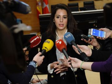María Montero, procuradora por Salamanca en las Cortes de Castilla y León