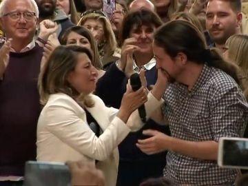 Comunista declarada y ojo derecho de Iglesias: los pasos de Yolanda Díaz, el futuro de Podemos