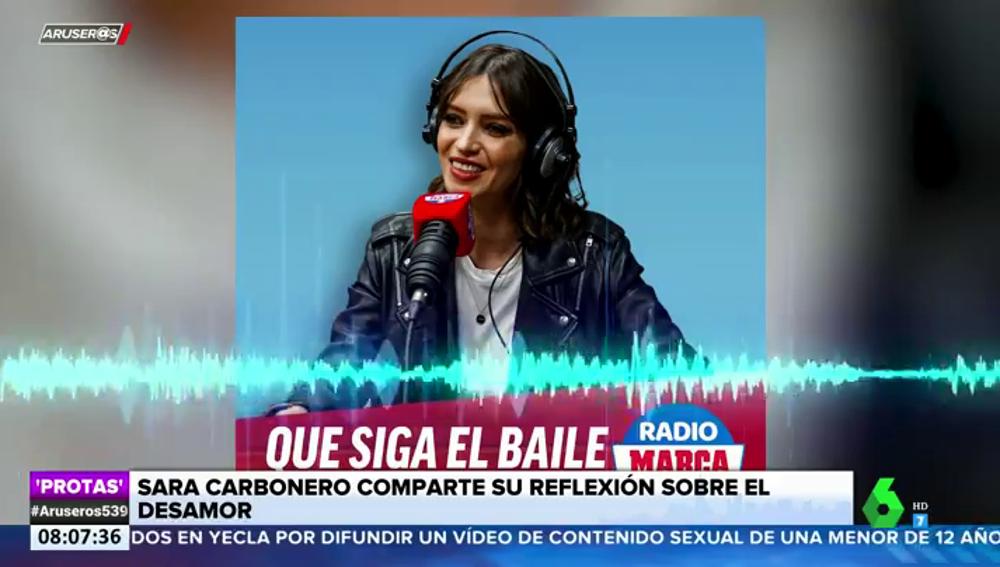 """Sara Carbonero habla tras su ruptura con Casillas: """"Para que te rompan el corazón no hay edad"""""""