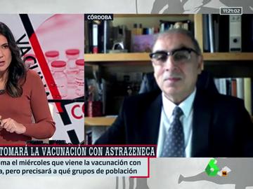 Martínez Olmos en ARV
