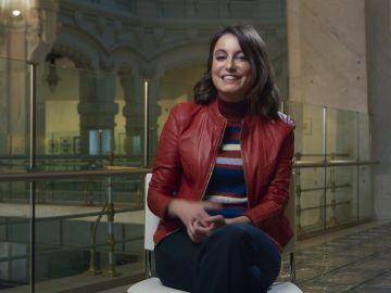 """Andrea Levy confiesa su pasión por Camela: """"Sientes que las letras las has escrito tú"""""""