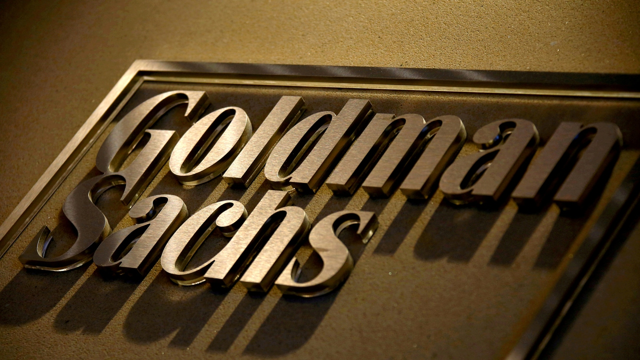Imagen de la fachada de Goldman Sachs