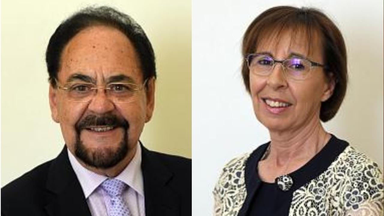 Ángel Guerra y Carmen Miravalles | Diputación de Burgos