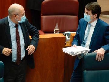 DIRECTO: Debate de la moción de censura en Castilla y León hoy, video en streaming