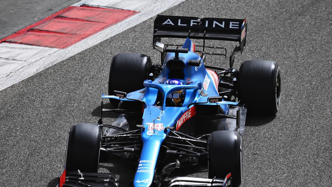A521 de Fernando Alonso