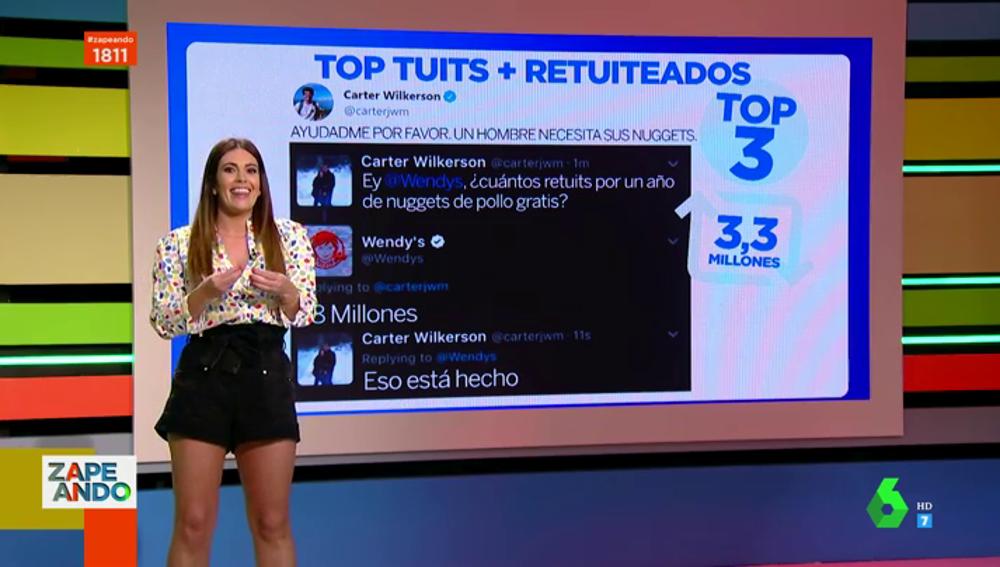 Estos son los tres tuits más retuiteados del mundo