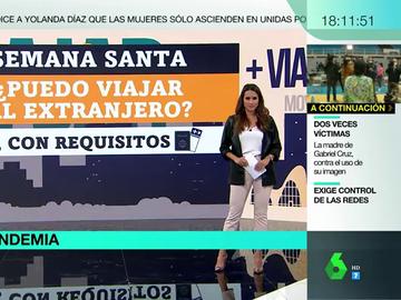 La paradoja de las restricciones para Semana Santa: por qué podremos ir a París pero no a Valencia