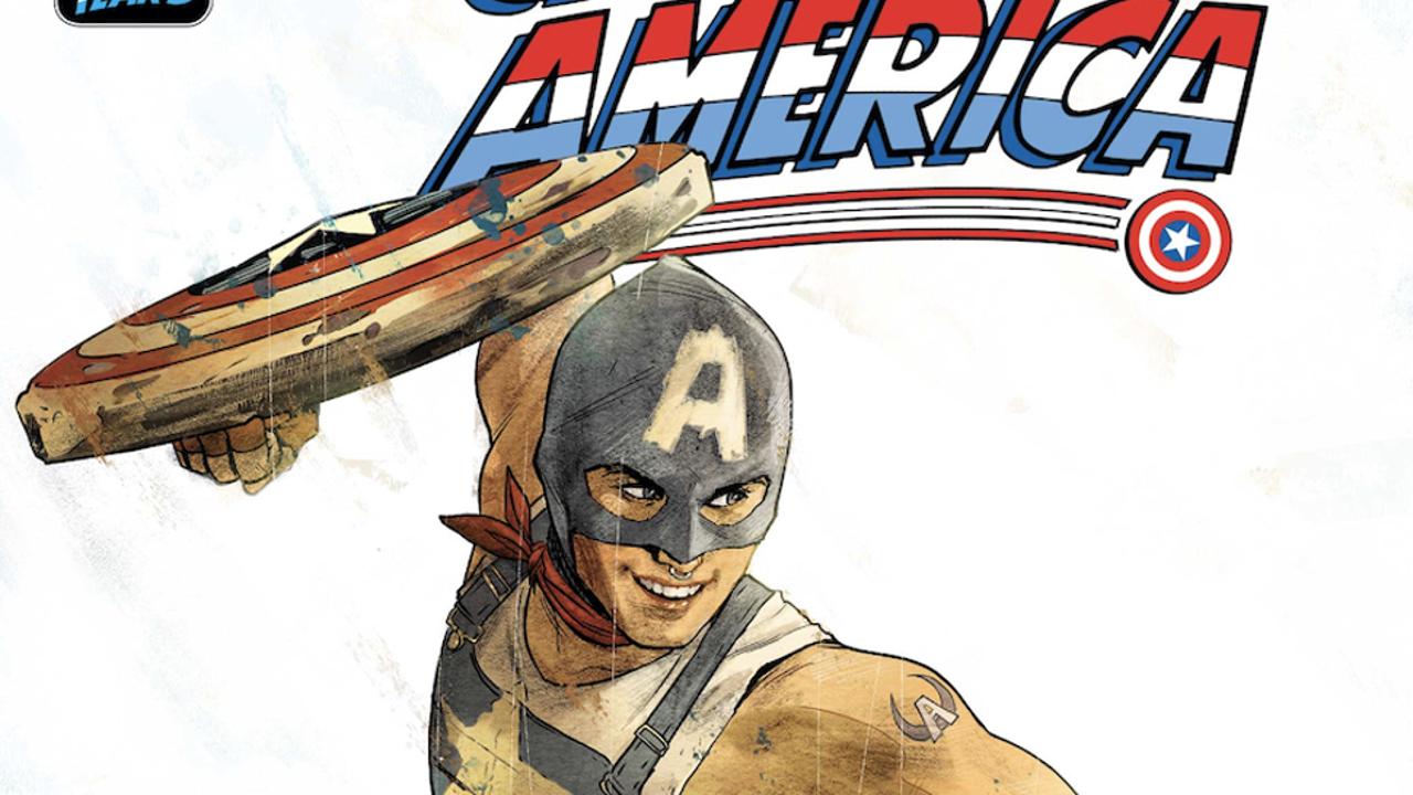 Marvel presenta al primer Capitán América gay