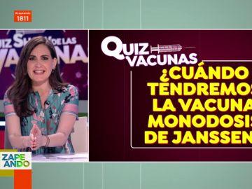 Janssen y Sputnik: Boticaria García te da las claves de las vacunas contra el COVID que podrían llegar a España