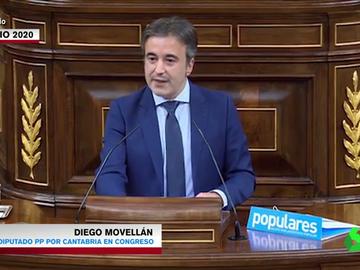 El perfil del diputado Diego Movellán: comentarios machistas, desafortunados y otras polémicas además de su acusación a Yolanda Díaz