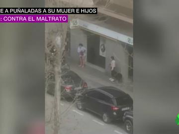 """El duro testimonio de los testigos del apuñalamiento a una mujer y dos menores en Alicante: """"La tenía cogida de los pelos"""""""
