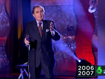 El día que Jaime Peñafiel se atrevió con un divertido monólogo sobre el rey Juan Carlos