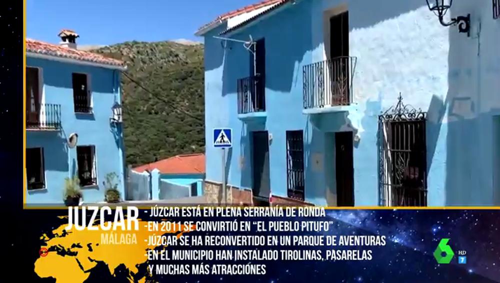 Pueblos púrpuras, azules o amarillos al completo: estos son los lugares con más color a las que viajar tras la pandemia