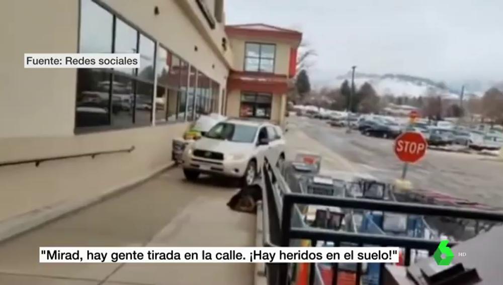 testigos tiroteo