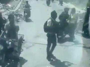 Grupo armado asalta el autobús de la selección de Belice