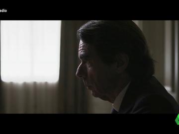 Vídeo manipulado - Las 'verdaderas' y navideñas respuestas de Aznar en su entrevista con Jordi Évole