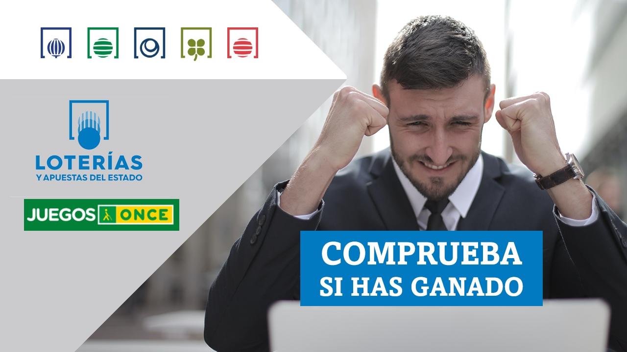 Resultados de los sorteos de ONCE, Bonoloto y Euromillones de hoy, martes 30 de marzo de 2021