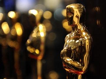 Imagen de archivo de premios Oscar