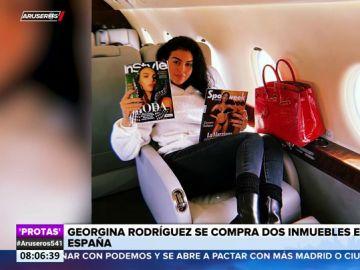 El espectacular regalo de Georgina Rodríguez a su familia